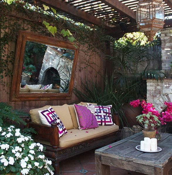 Large Backyard Patio Ideas: How To Make A Small Space Feel Much Bigger