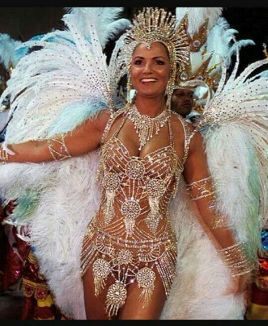 Full Carnival Costume