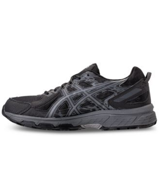 cheaper 8ddc6 3aa1a Asics Mens Gel-Venture 6 Wide Trail Running Sneakers from Finish Line -  Black 10