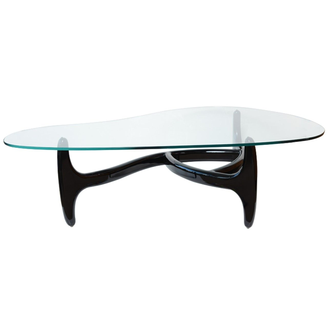 Designer Architectural Kidney Shaped Coffee Table 1stdibs Com Coffee Table Glass Top Coffee Table Table [ 1280 x 1280 Pixel ]