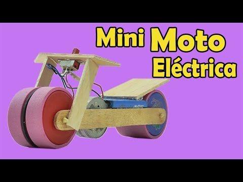 Como Hacer Un Avion Electrico Casero De Juguete De Madera Con Motor