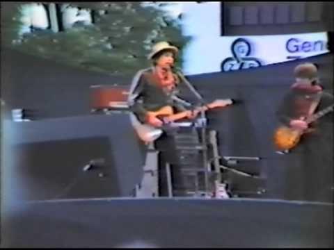 Bob Dylan 1984 June 2 DVD video D113 su