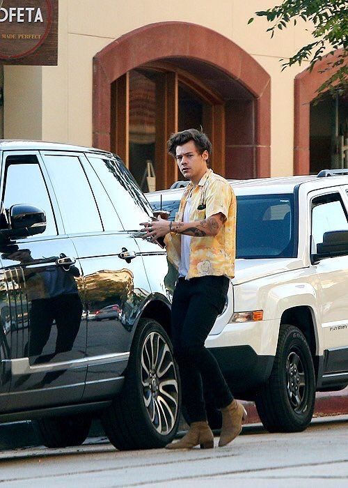 Harry out in Los Angeles (25/11)