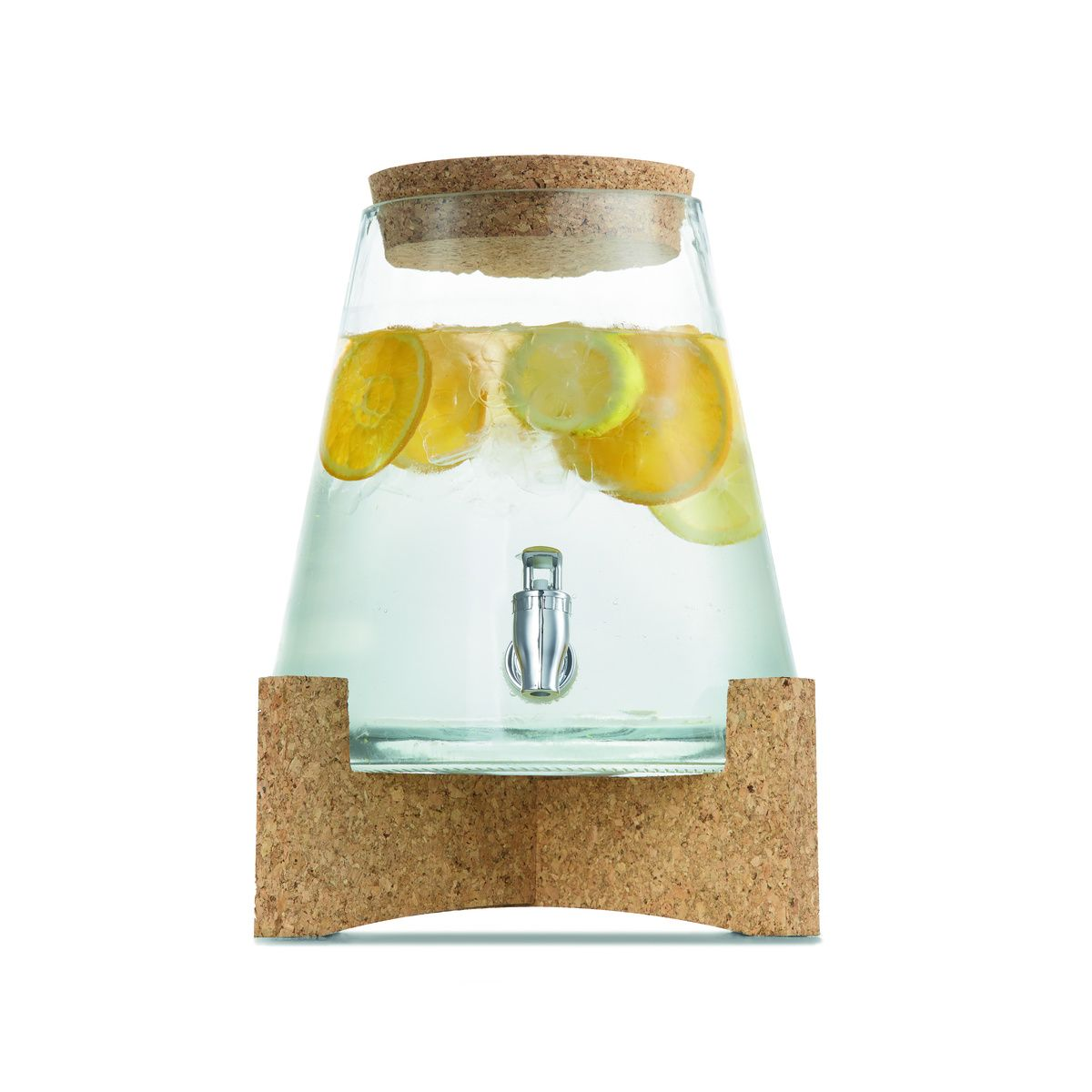 62l cork glass drink dispenser kmart การตกแตงบาน
