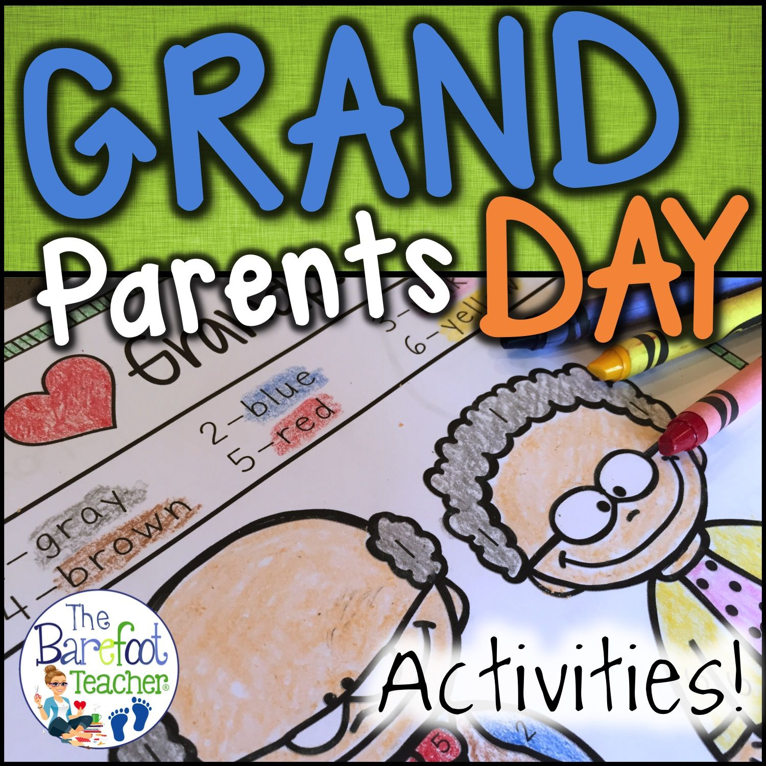 Grandparents Day Activities