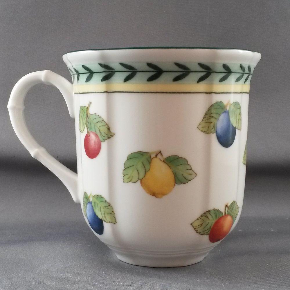 Villeroy & Boch French Garden Fleurence Coffee Mug/Tea Cup - 10 oz ...