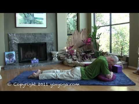 sphinx performed  youtube  yin yoga poses yin yoga