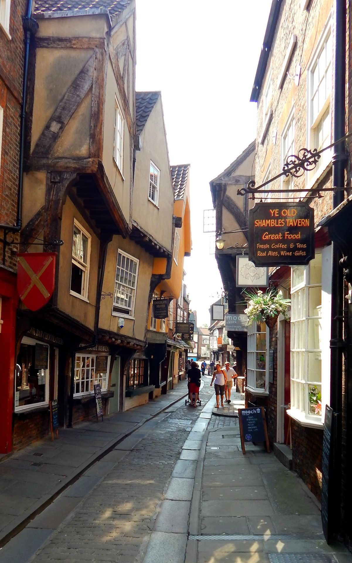 The Shambles, York, England, UK | York england, England, England travel