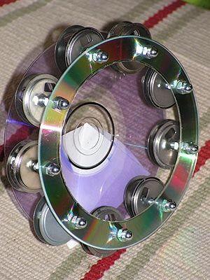 Сделай сам с сд дисков
