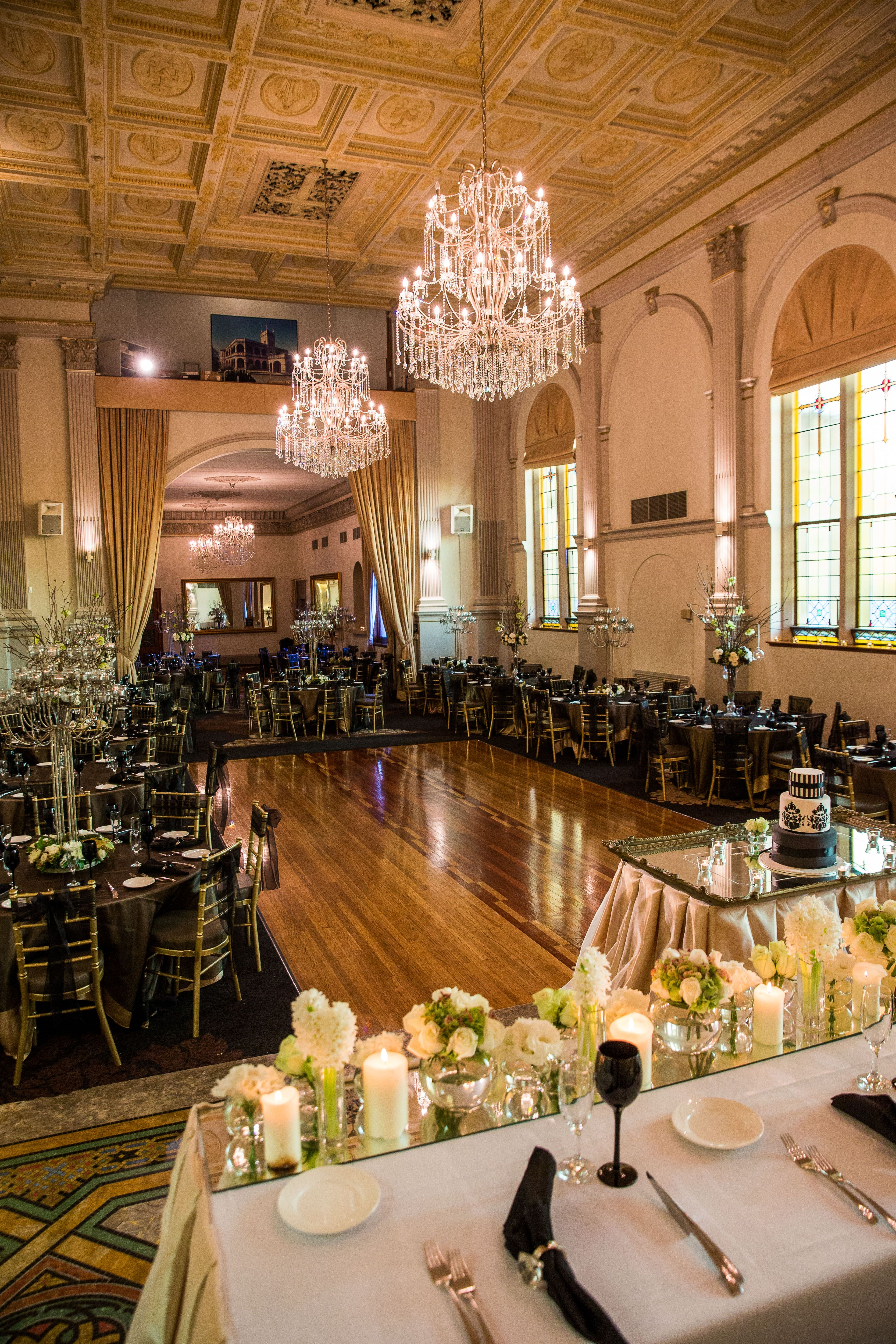 With 5 Event Rooms Wrap Around Terraces Select Curzon Hall For Your Wedding Venue Or Next Corporate In Sydney