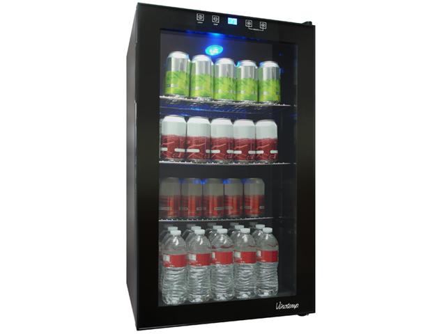 Vinotemp VT34 Touch Screen Beverage Cooler Beverage