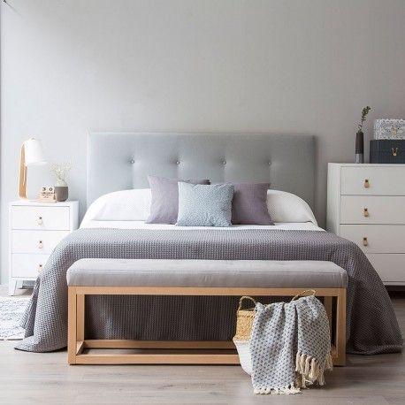 Cabecero capitoné - Camas Cabeceros - Dormitorios - Kenay Home