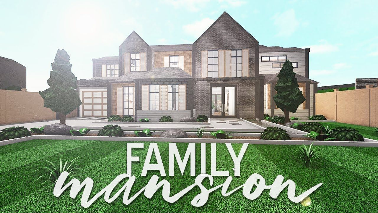 Pin By Jilliguess On Bloxburg Mansions House Plans With