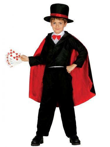 Boys Circus Ringmaster Costume Showman Book Week Child Fancy Dress