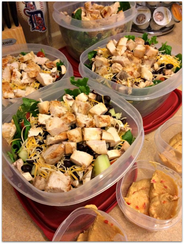 Meal Prep And Plan For Him