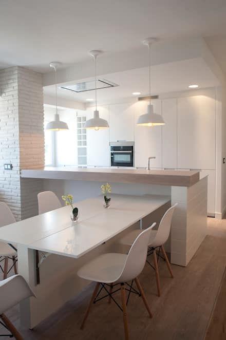 Diseno interior de vivienda comedores estilo industrial sube susaeta interiorismo contract also spanish home decor ideas muy bueno beautiful rh pinterest