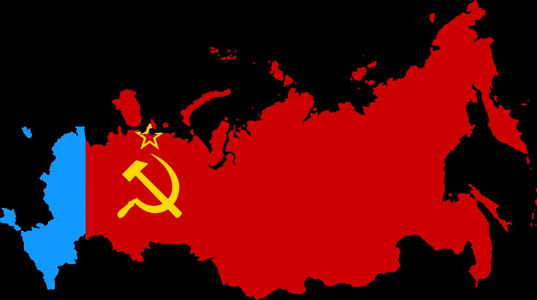 File Flag Map Of Russia Svg Soviet Union Soviet Union Flag Ussr Flag