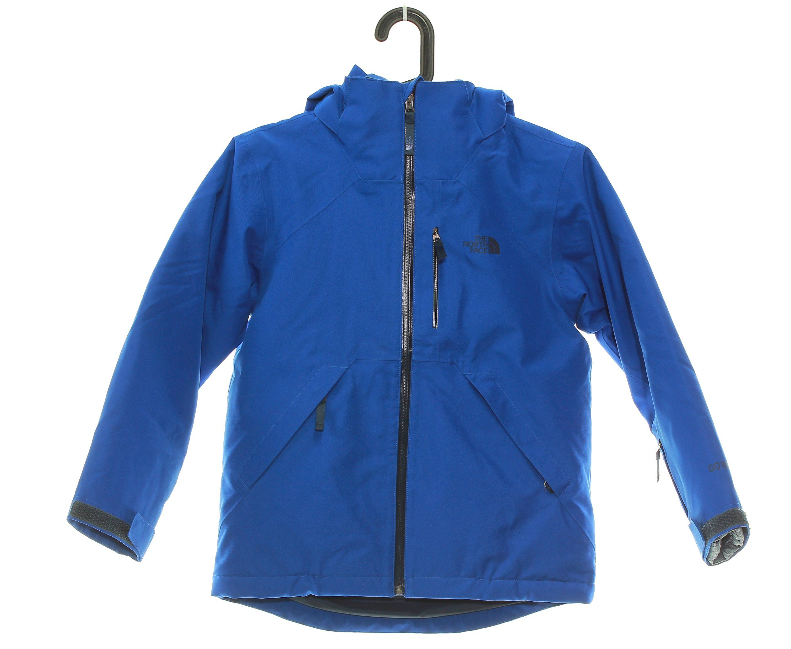 e582ba93e0e5 Boy s The North Face Fresh Tracks Triclimate Jacket Size 10 12 Medium Blue.  No