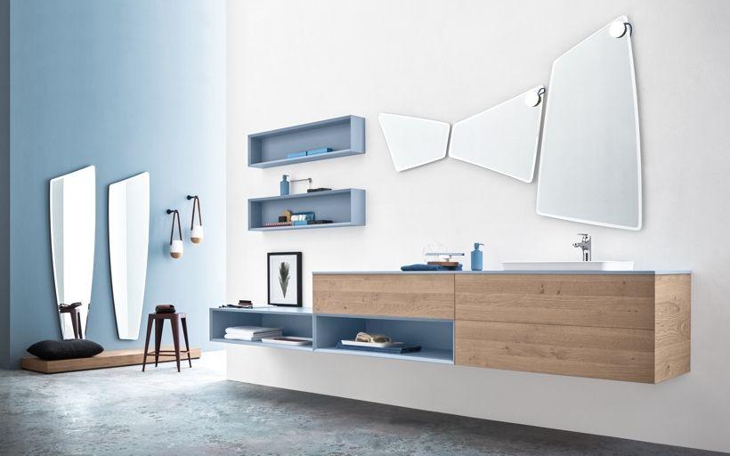Mobili Rovere ~ Arblu mobili bagno lineò in rovere vedi catalogo case bagno 2