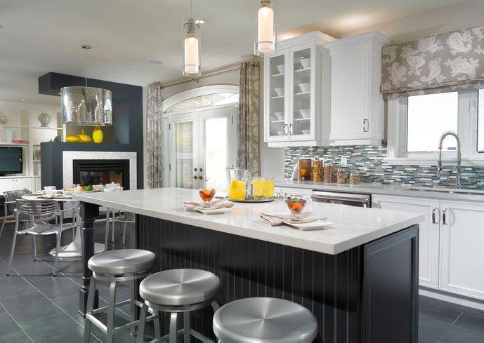 Kitchen Curtains Modern Design Trends