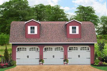 prefab garages | Prefab Garage Nj Design Ideas, Pictures, Remodel, and Decor