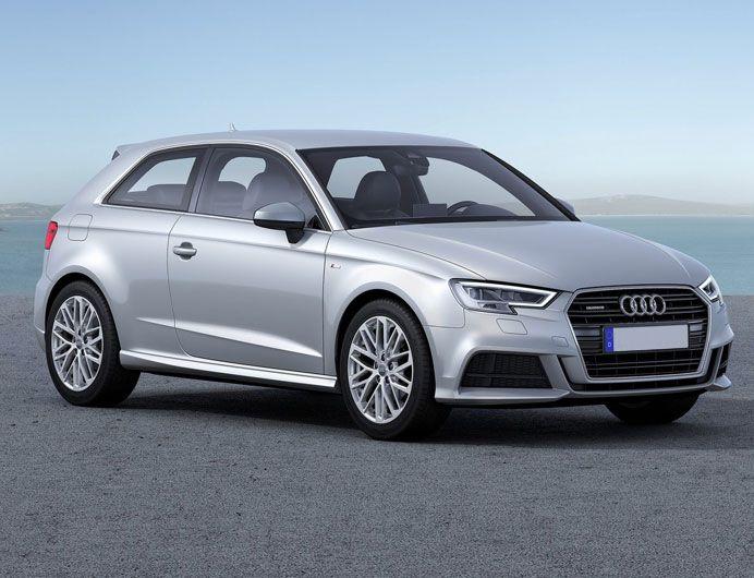 Audi A3 Leasing >> Audi A3 3 Door Hatch 1 6 Tdi 110 S Line Leasing Audi