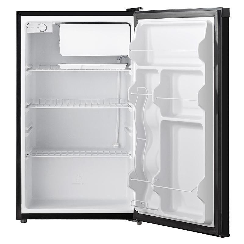 129 00 Kenmore 99789 4 4 Cu Ft Compact Refrigerator Black