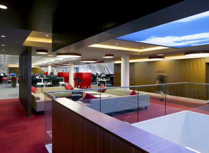 Virgin Money HQ Office