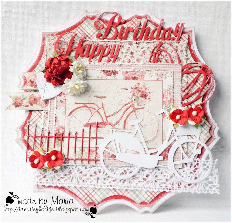 One of the many beautiful entrys of February's mood board at MajaDesign. Maria Loyen Netherlands #card #cardmaking #cardinspiration #papercraft #papercrafting #papercrafts #scrapbooking #majadesign #majadesignpaper #majapapers #inspiration #vintage #summertime