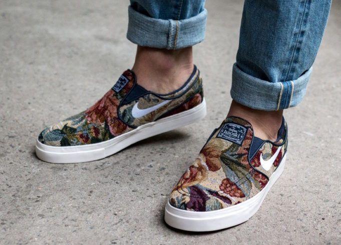 rabais moins cher Nike Glissement Floral Janoski Sur Les Chaussures De PROMOS vente réel commercialisable bmgSFVBy