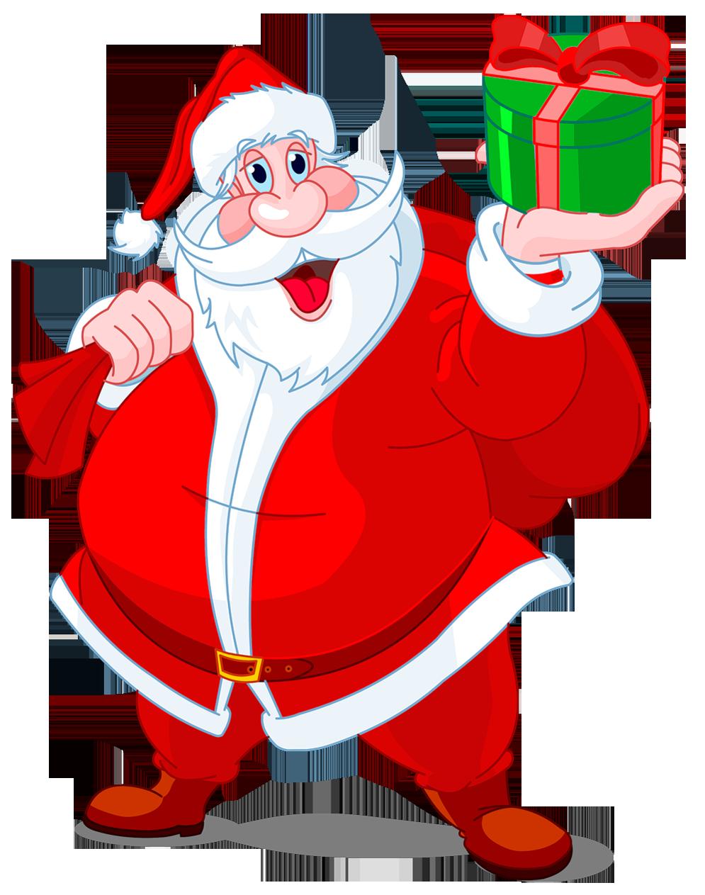 Cliparts Co Imagens Natalinas Arte Natal Papai Noel