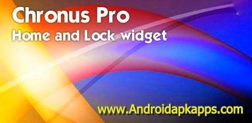 Download Chronus Pro: Home & Lock Widget v4 0 5 Full Apk