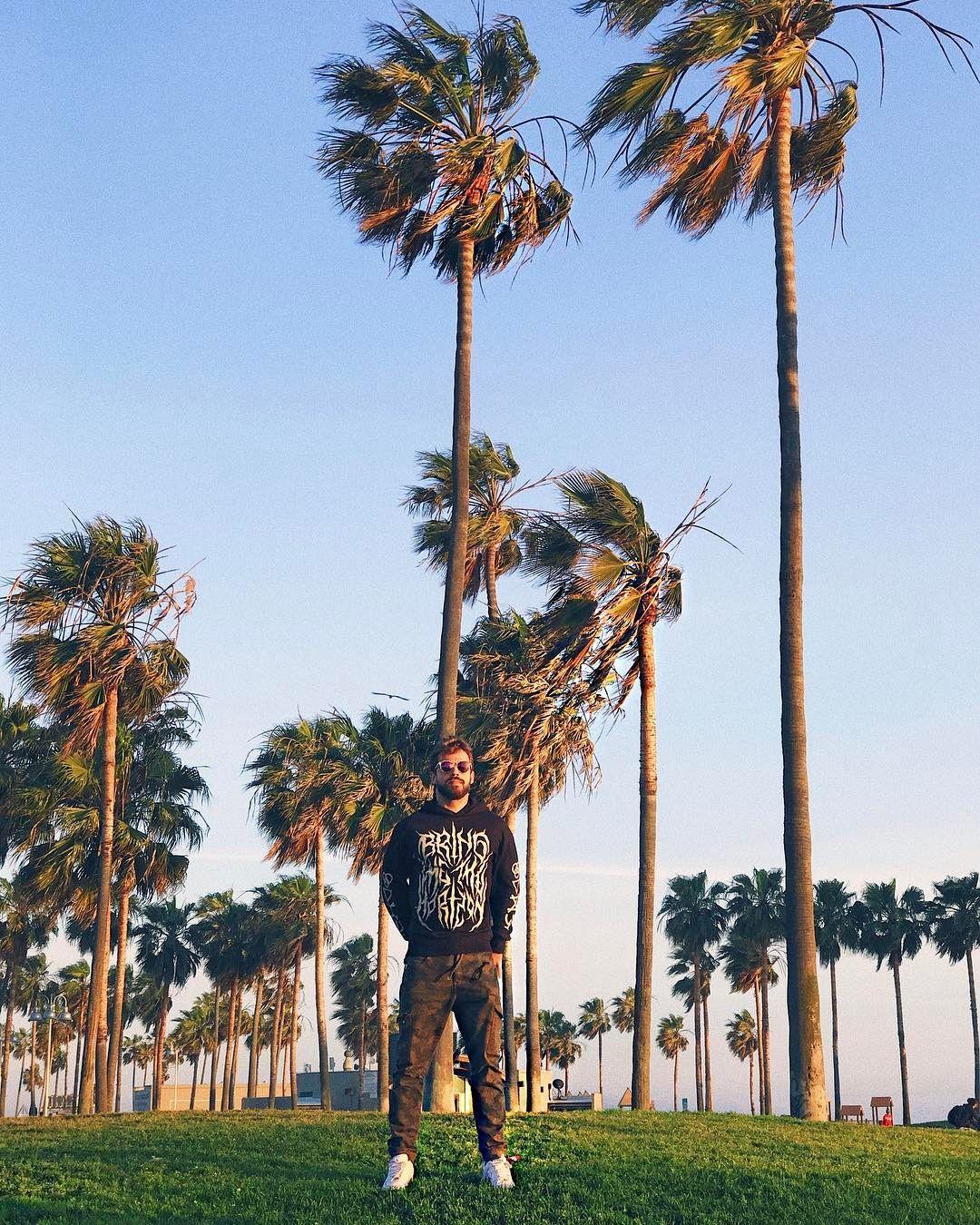 Diretamente da west coast com direito a mais de 3 horas de golden hour está lançado o California Xovem '17 #coachella2017 #mandavibes