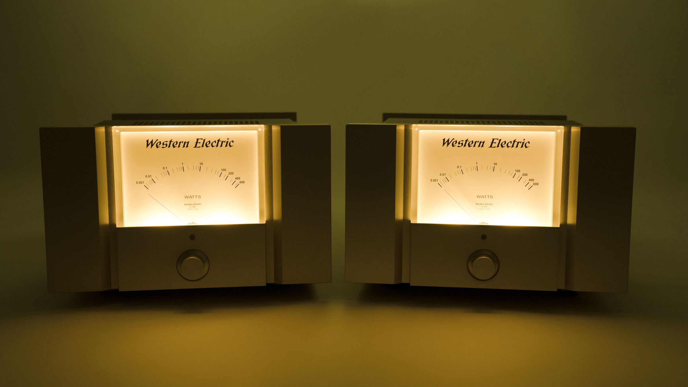 Western Electric - Amplifiers - 97-A Monoblock Set