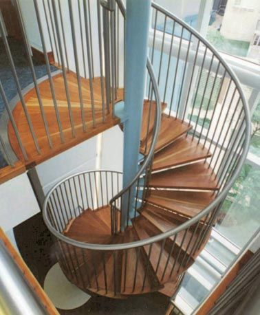 Best Spiral Staircase Great Lakes Stair Millwork Company 400 x 300
