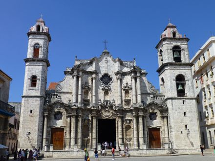 Catedral de San Cristóbal de La Habana, Cuba   Iglesias ...
