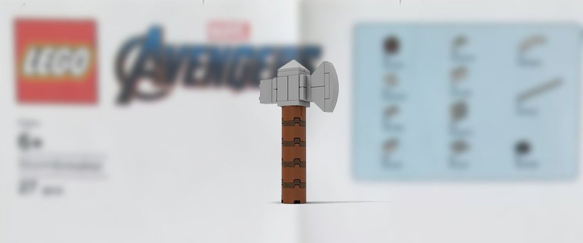 Here's How You Can Build The Cutest Mini LEGO Stormbreaker Ever #geekculture