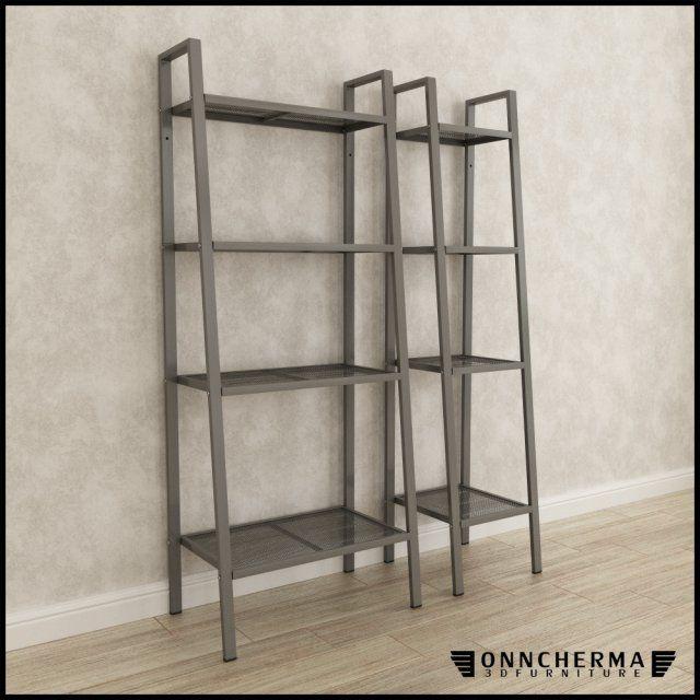 ikea lerberg shelf unit onncherma 64547 3dexport pinterest shelves and shelving. Black Bedroom Furniture Sets. Home Design Ideas