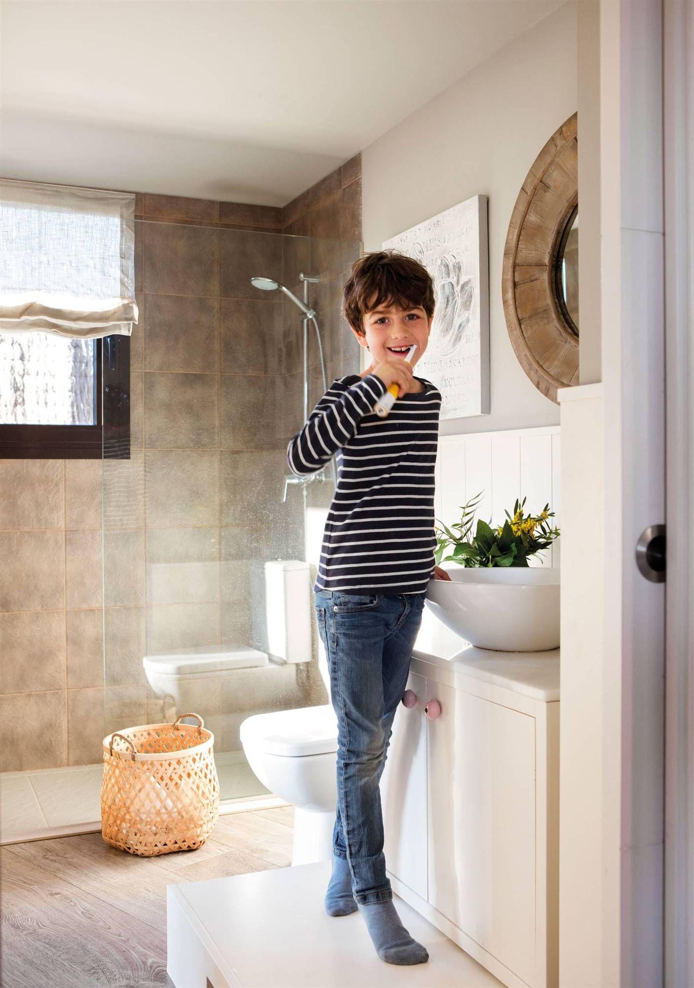 Facilita su acceso al lavamanos   Lavamanos, Habitación ...
