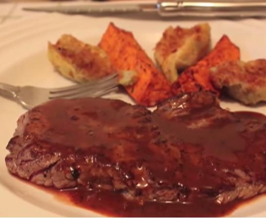 Aneka Resep Saus Steak Barbeque Sederhana Recipes Minute Steak Recipes Minute Steaks