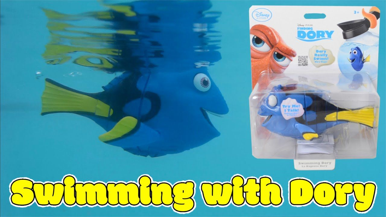 finding dory movie bath toys swimming with dory pool adventure