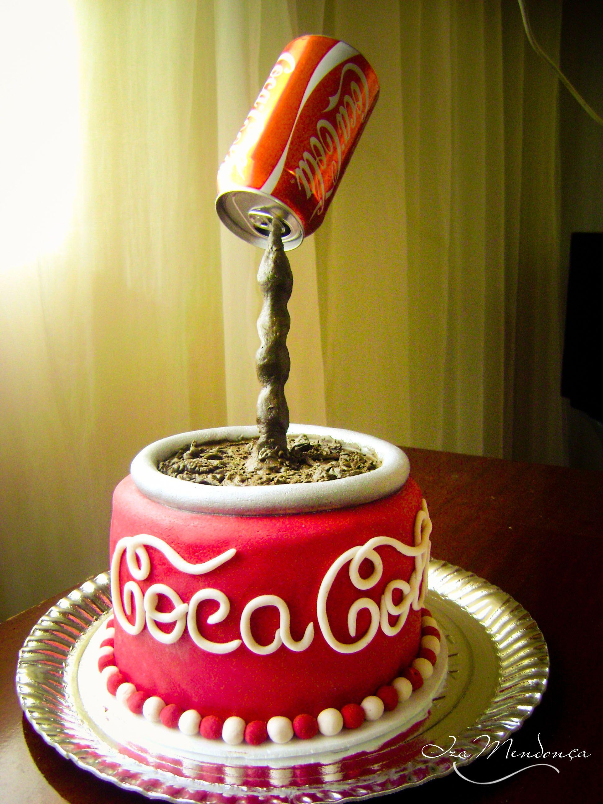 Pin Em Bolos Cakes