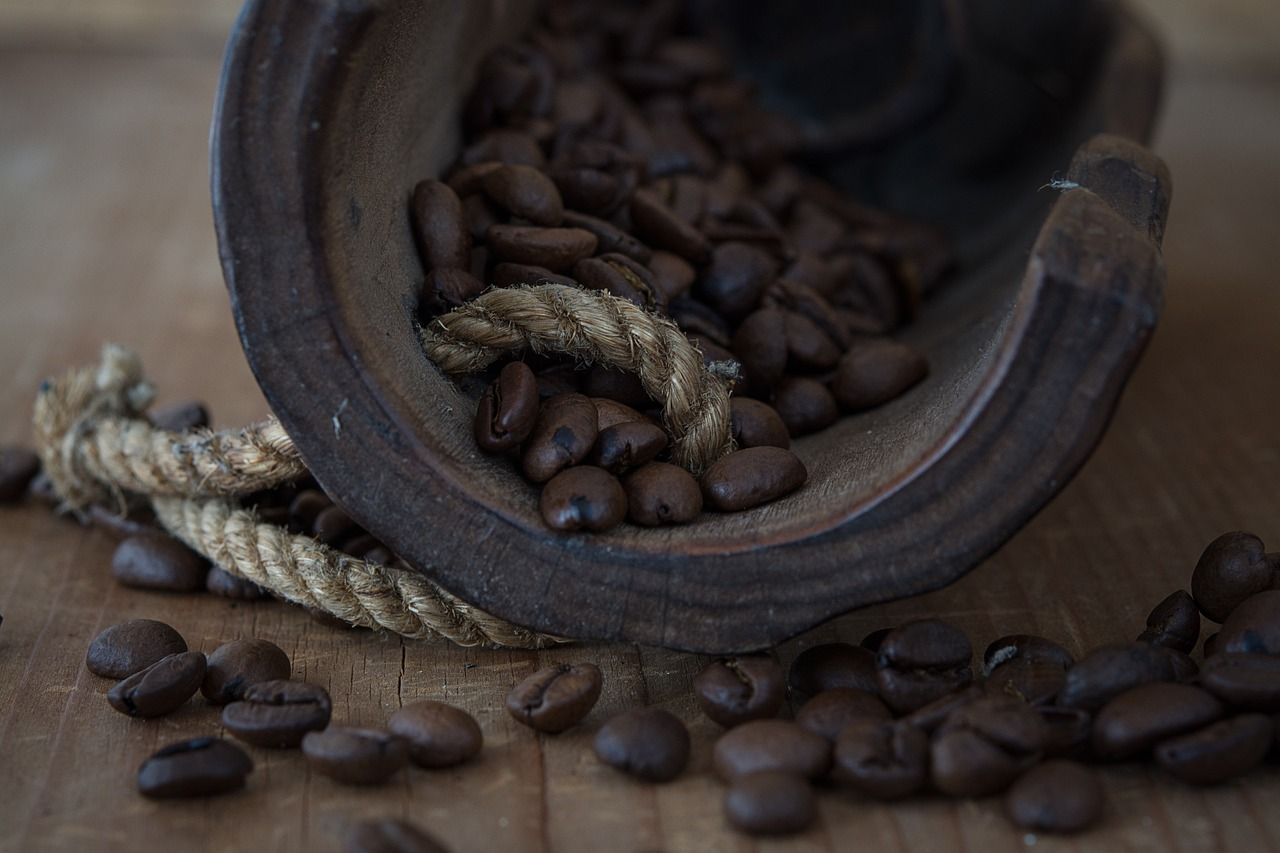36+ What are coffee beans roasted in trends