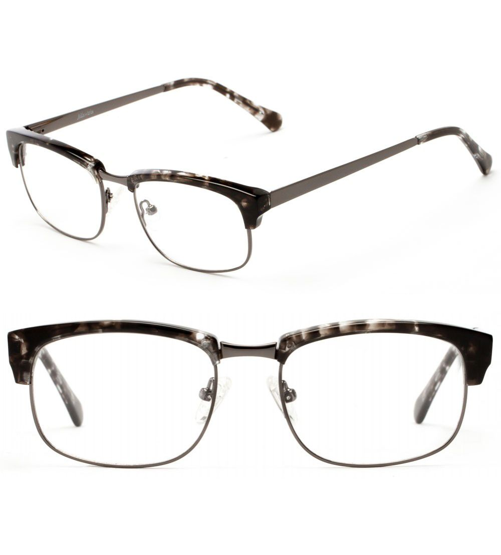 With the Dunn, you get a modernized update on the iconic browline ...