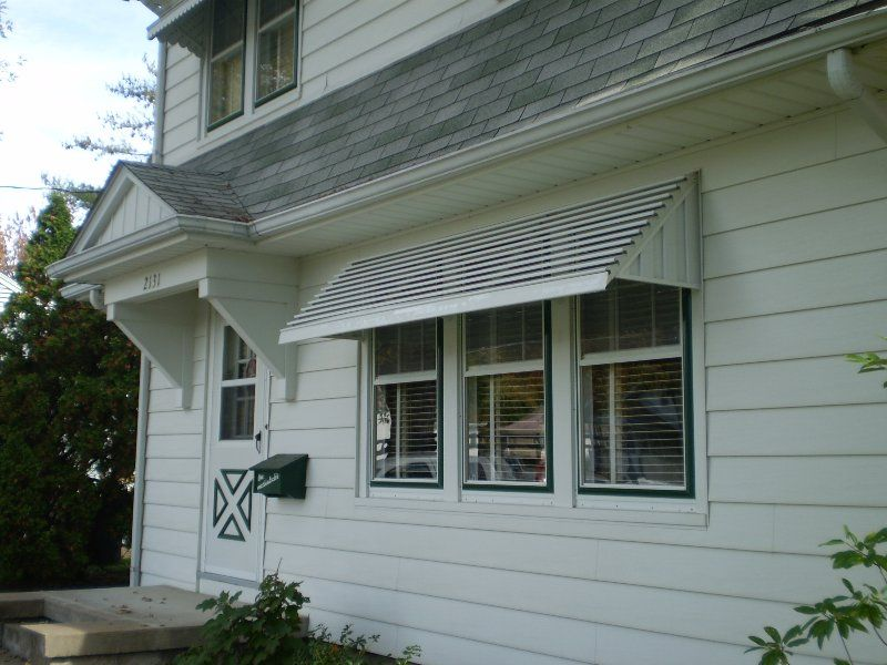 Weather Whipper Aluminum Awnings Shipped To Your Home