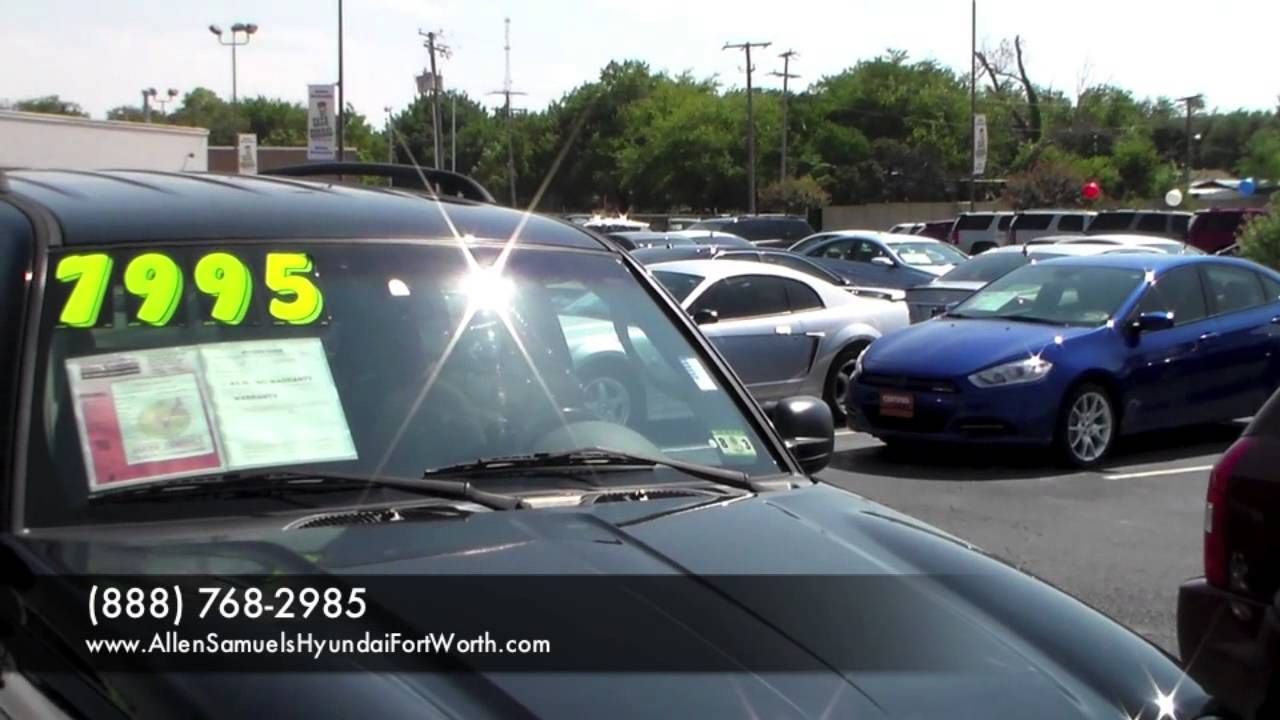 Cargurus Cars For Sale >> Dallas Tx Allen Samuels Used Cars Vs Carmax Vs Cargurus Sales