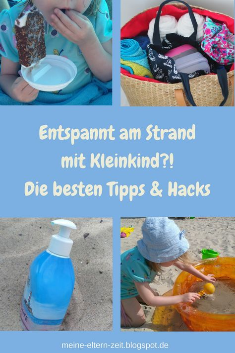 Photo of 10 ingeniously simple tips and hacks for a relaxed visit to the beach with small …