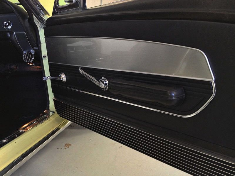 1967 1968 67 68 Mustang Custom Door Panels Custom Door Mustang Interior Panel Doors