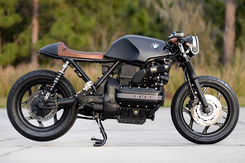 bmw k100rs cafe racer hageman motorcycles virago cafe. Black Bedroom Furniture Sets. Home Design Ideas