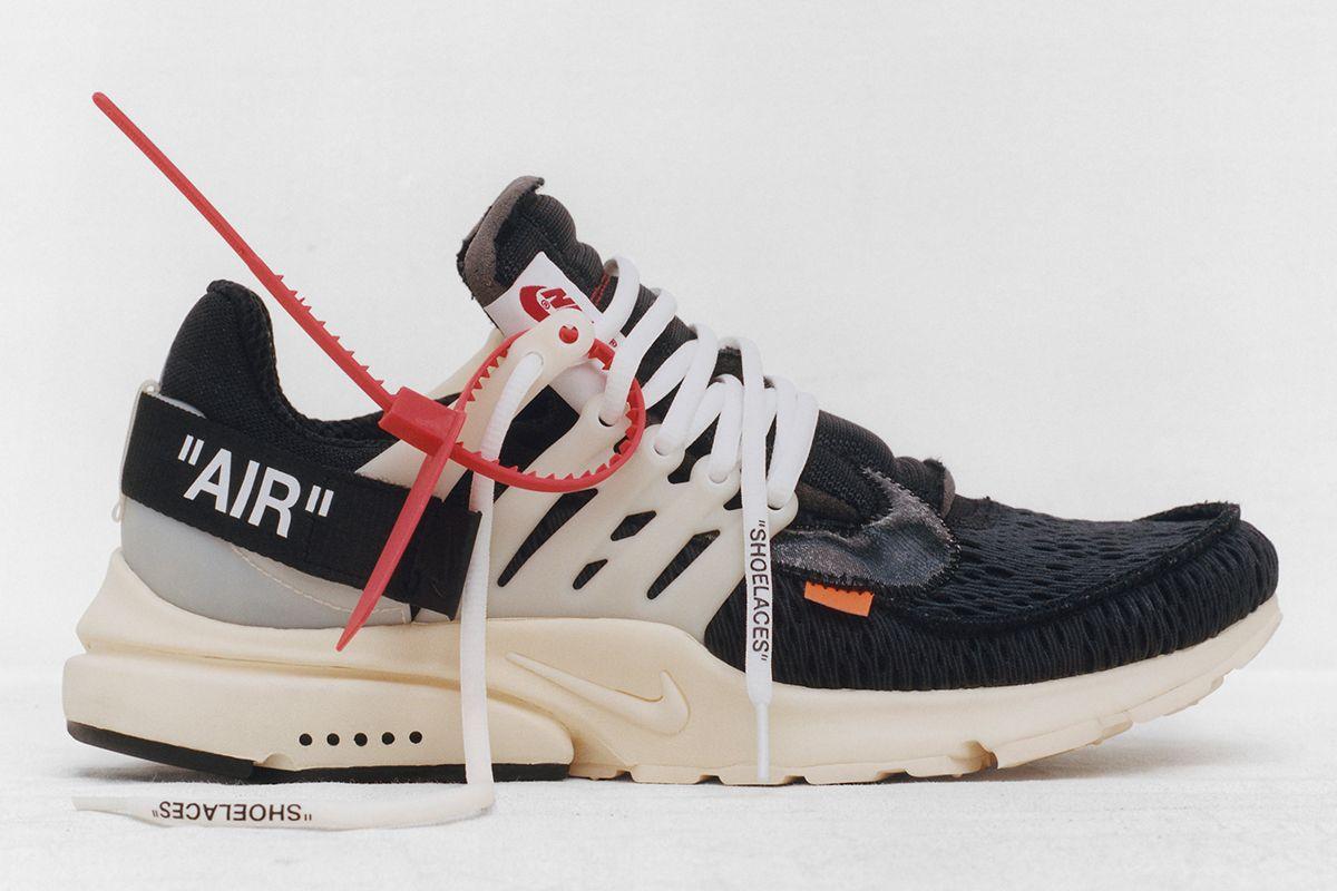 Nike et Virgil Abloh révèlent 10 paires de sneakers en collaboration